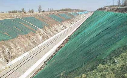 高速公路绿化喷播