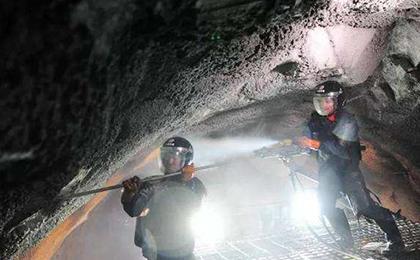 隧道坡面防护