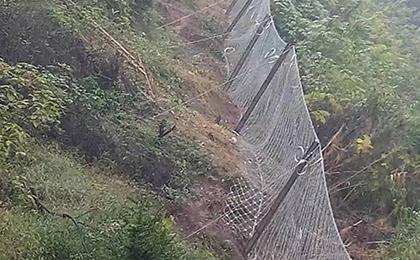 高边坡防护工程